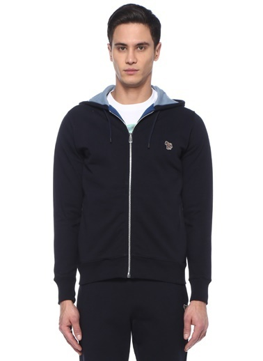 Paul Smith Sweatshirt Lacivert